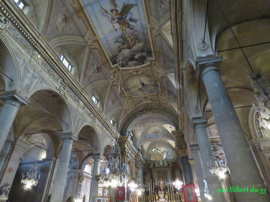 l'église Saint Michel - Menton - 4
