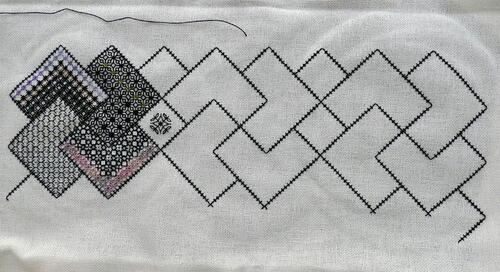 """Blackwork journey"""