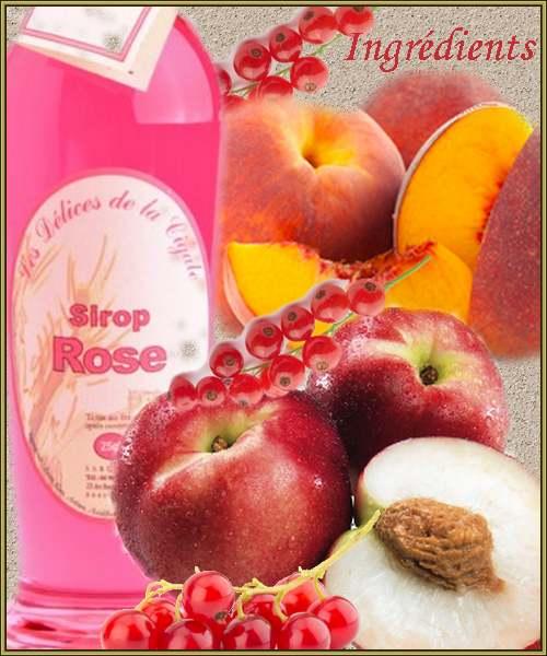 Recette de cuisine : Verrine de fruits d'été