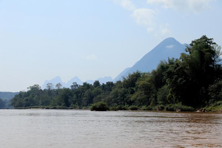 Descente de la Nam Ou, Laos