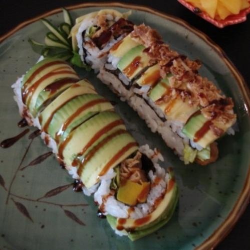 ABURA-AAGE - Tofu frit mariné en sauce douce