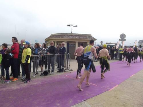 Triathlon de Deauville