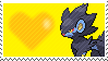 405 - Luxray by Marlenesstamps