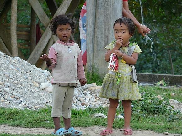 deux adorables bambins