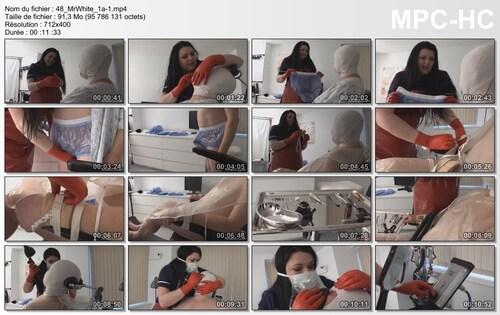Préparation à l'anesthésie