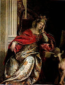 Vision of Saint Helena Paolo Veronese