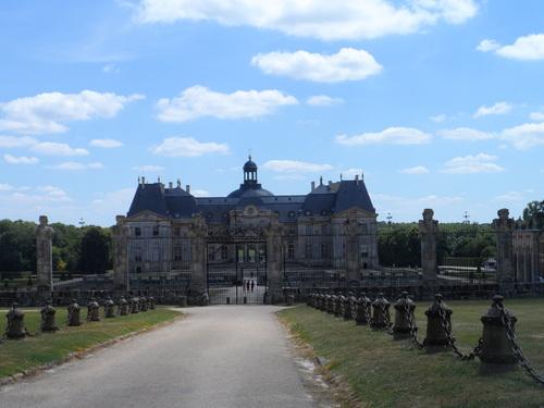 Chateau de Vaux le Vicomte (77)