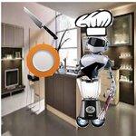 Robot à tout faire