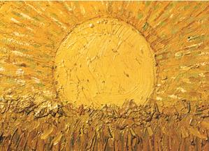 Un soleil démocratique ...