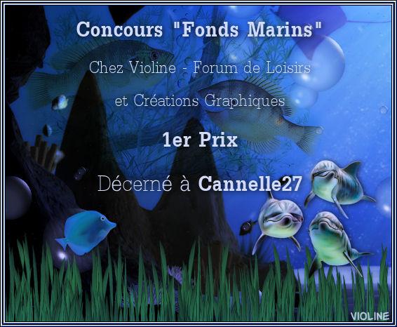 """Fonds marin"""