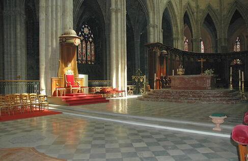 La cathèdre - Bordeaux, Aquitaine