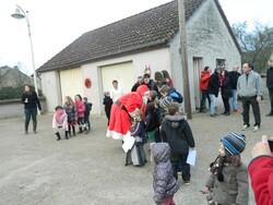 Noël des enfants de Veuxhaulles