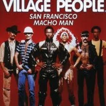 Les Village People rétro nath