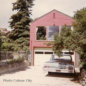 Chevrolet acquise en 1967