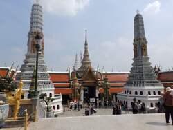 Bangkok : début et fin