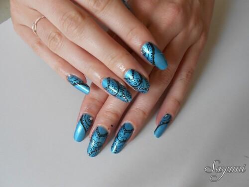 Nail Art Inspiration Stamping et Tatouage