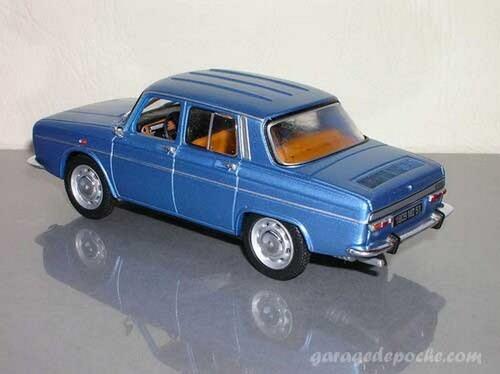 Renault 10 Major 1968