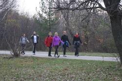 Marche active à Sofia Accueil