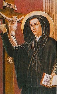 Sainte Lucie Filippini († 1732)