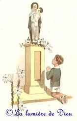 A la chapelle