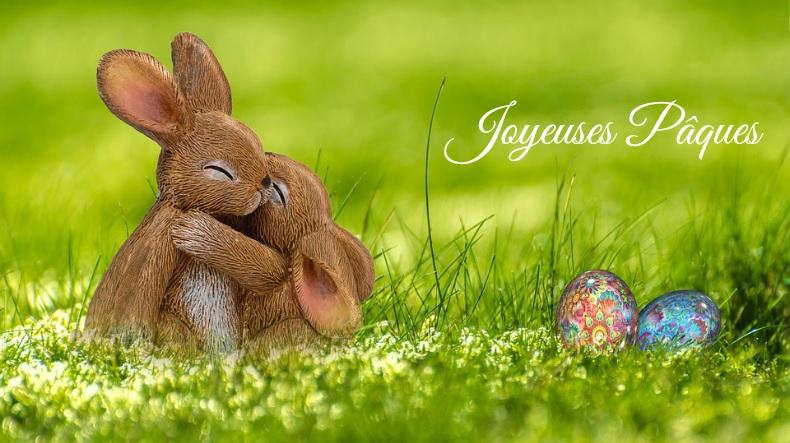 Joyeuses Pâques [Défi du lundi]