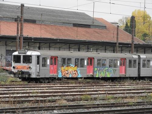 ... rail art...???