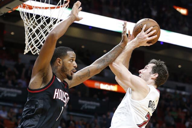 3e défaite en quatre matches des Rockets