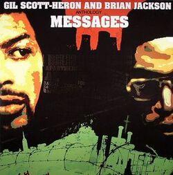 Gil Scott Heron & Brian Jackson - Anthology . Messages - Complete CD