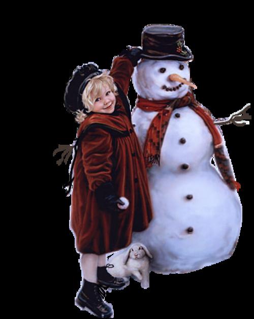 Noel : bonhommes de neige  (1)