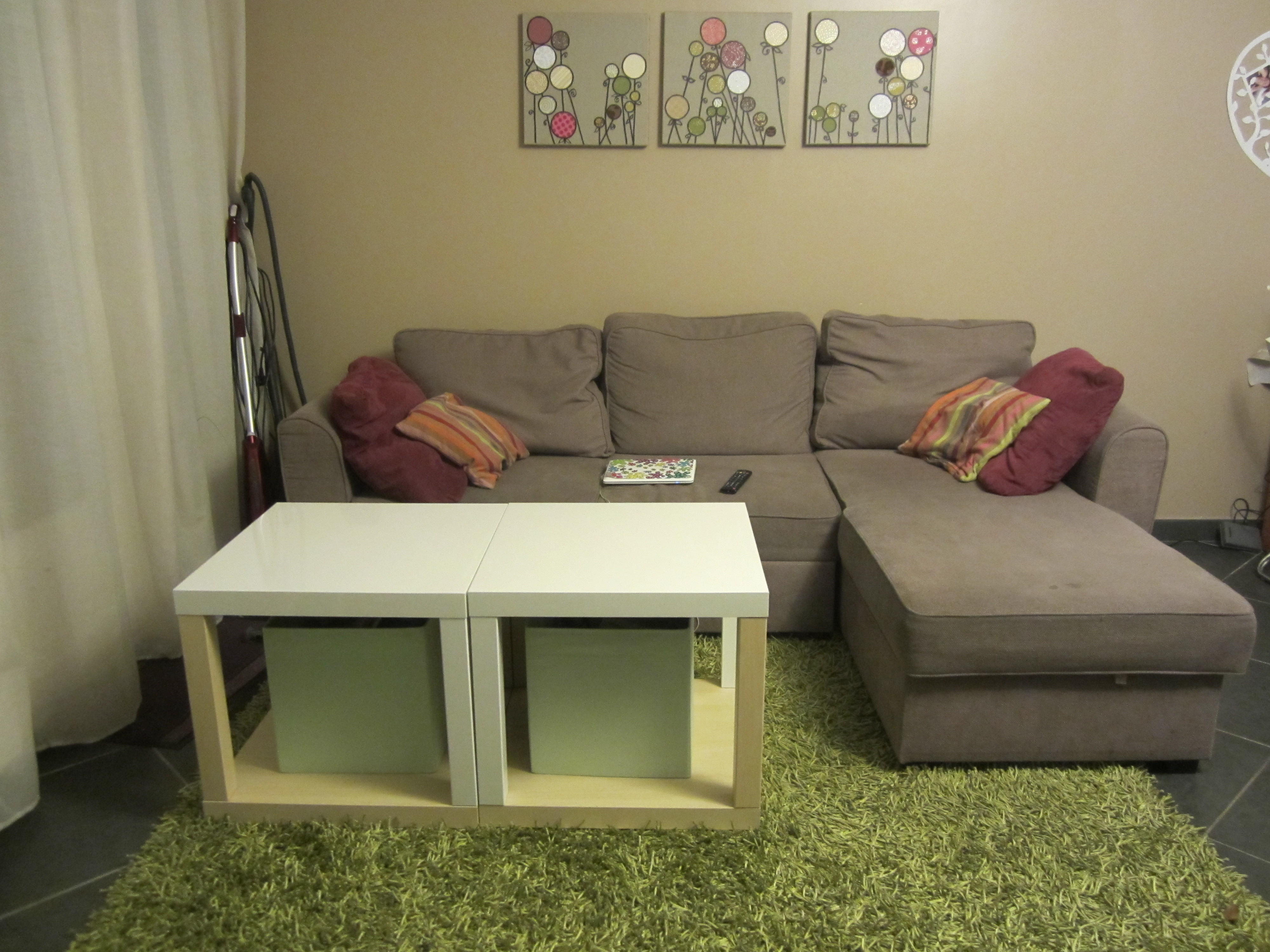 Table Basse Ikea Lack Table Basse Table A Mangertable Basse Dco  # Table Basse Meuble Tv Ikea