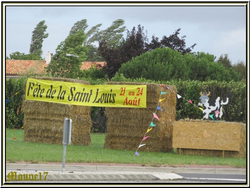 A corme Royal, marché fermier, et................Loto bouse