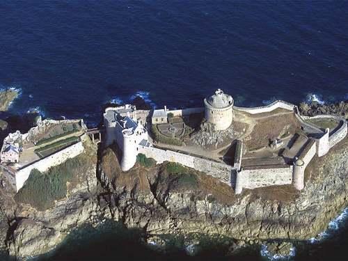 Fort La Latte, le château des Vikings.