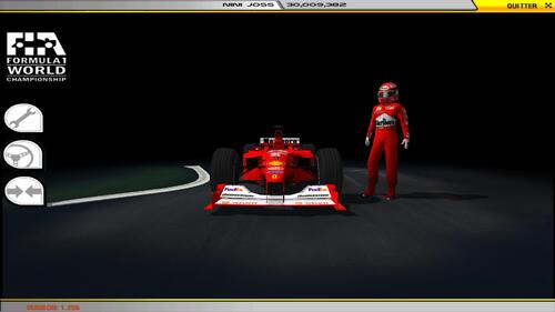 Saison 2000-Scuderia Ferrari Marlboro