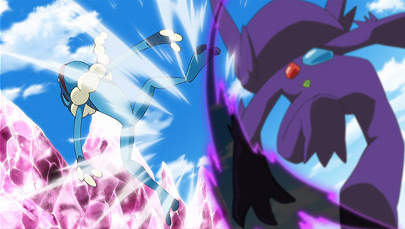 Pokémon - 18x44 - Obscur destin, futur lumineux !