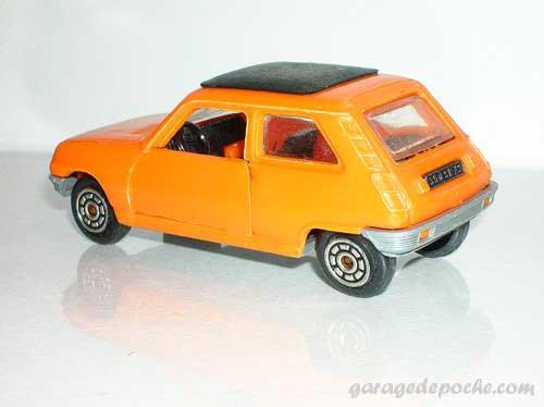 Renault 5 TL 1972