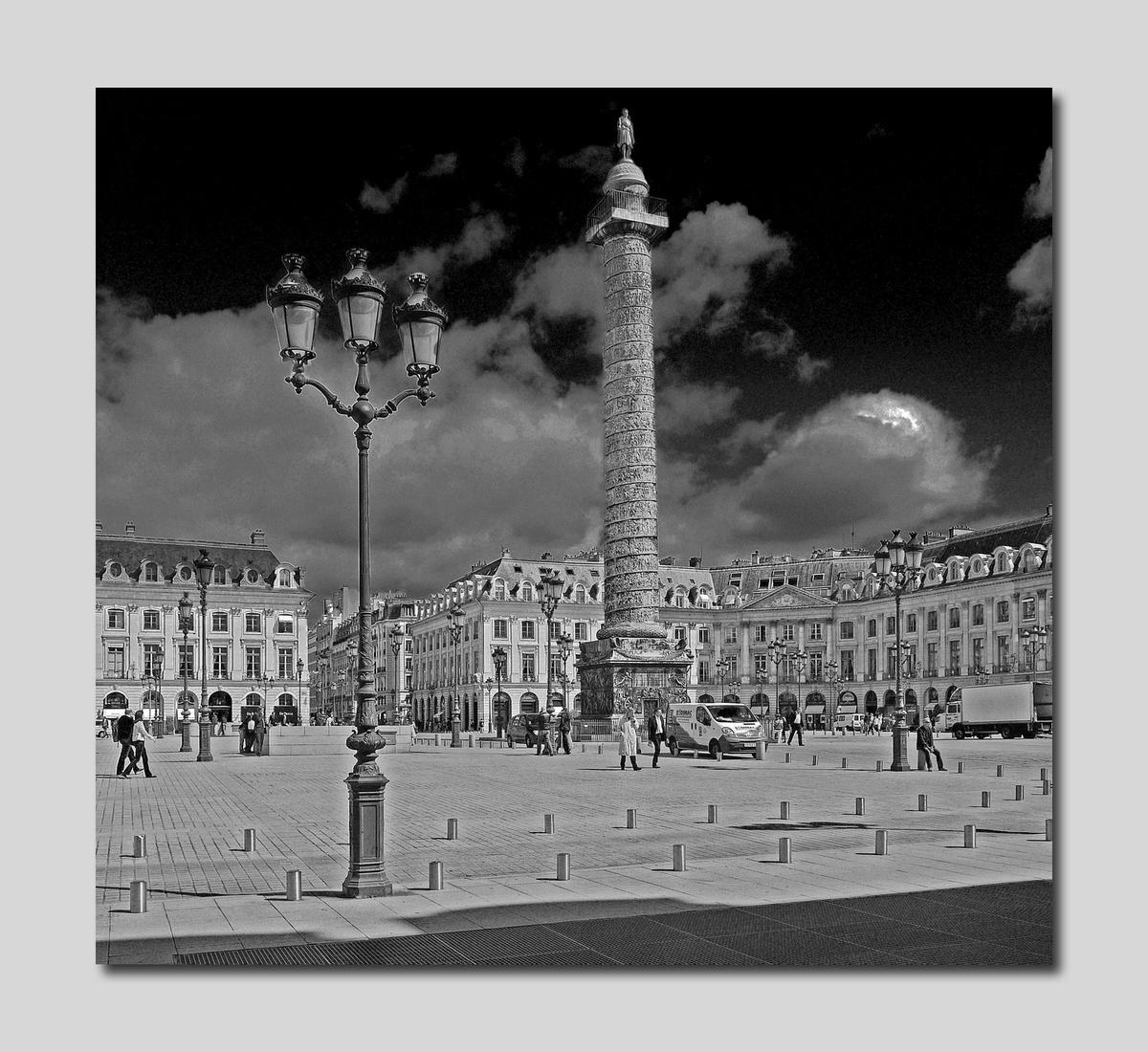 Gravure de Vendôme