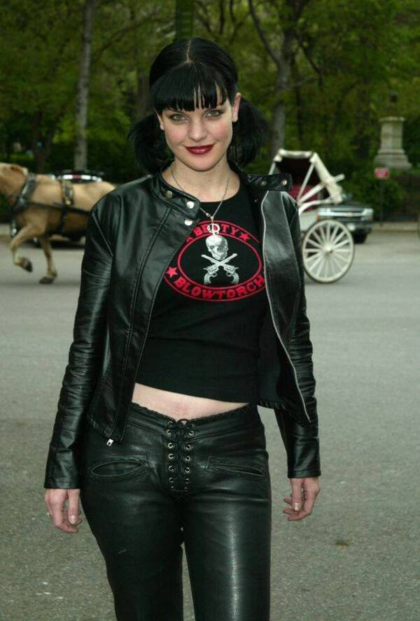 Pauley Perrette, actrice & chanteuse