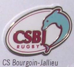 Pin's CS Bourgoin-Jallieu (5)