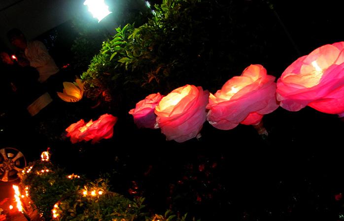 Une jolie tradition de Noël qui illumine cette période de fête en Colombie.