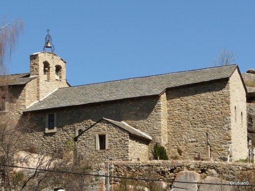 église de Caudiès de Conflent