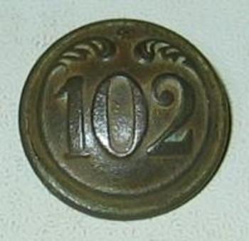 bouton 102   avers