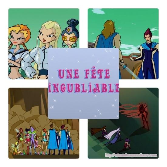 Episode 8 - Une Fête inoubliable