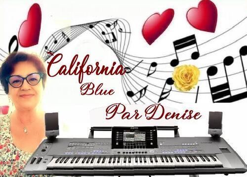 California Blue   par Goulvinoise