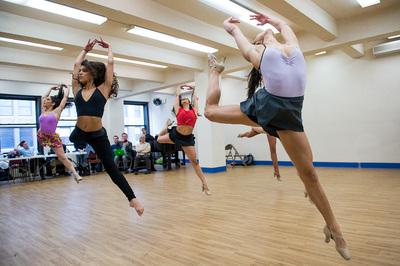 dance ballet class christopher duggan class ballet