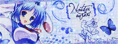Signature Natsu no Owari