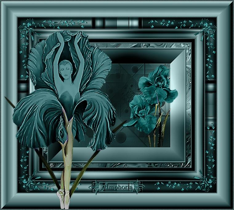 La Dame aux Iris