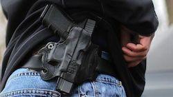 Une nouvelle étude en faveur du port d'armes dissimulées aux E.U.