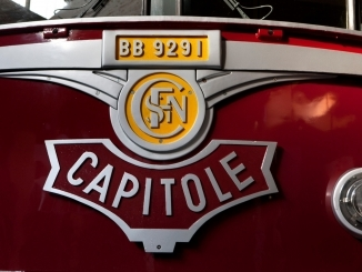 Logo du train Capitole