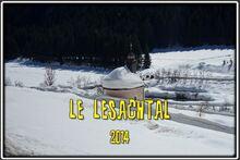 Dans le Lesachtal dans les Kärnische Alpen (Autriche)