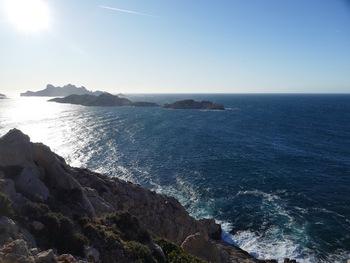 Les îles de Jarre et de Riou